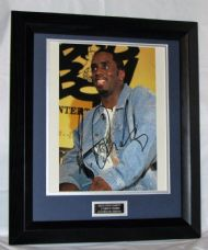 "A651PD SEAN COMBS - ""P. DIDDY"" SIGNED"